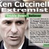 Cuccinelli Trickle Down Believer