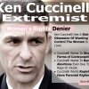 Cuccinelli Woman's Rights Denier