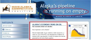 The Alaskan Oil Lie