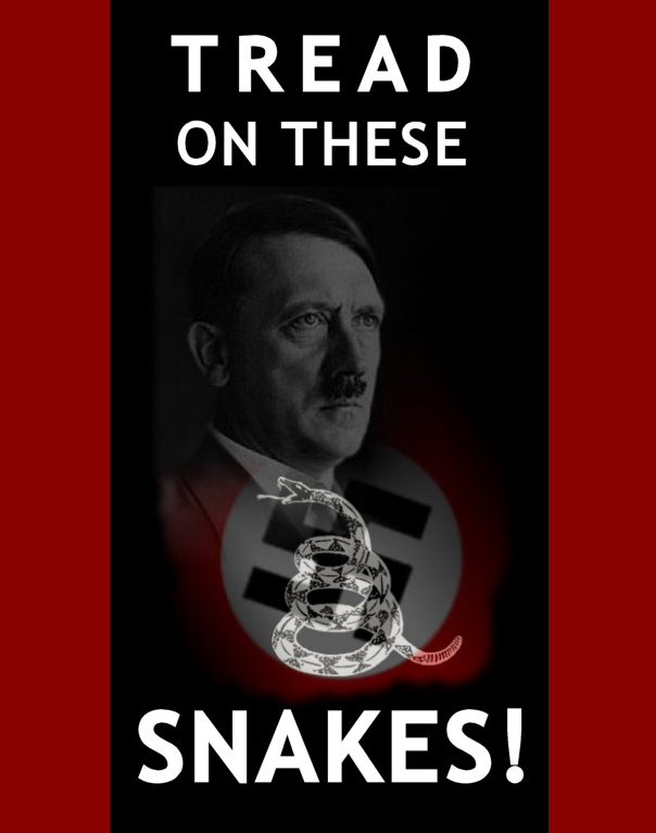 Tread on Snakes