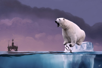 Save The Arctic - Irina Tikhomirova