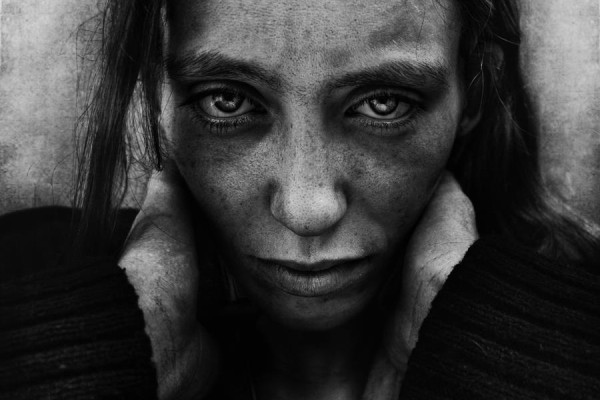 Impressive portraits by UK photographer Lee Jeffries